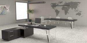 میز مدیریت مدرن