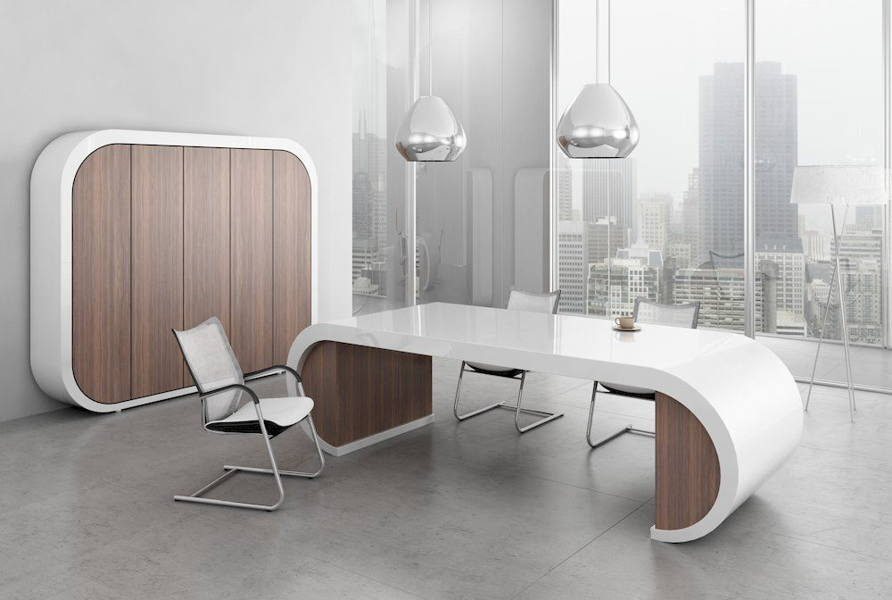 میز مدیریت مدرن موربیدو