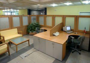 مبلمان اداری بانک